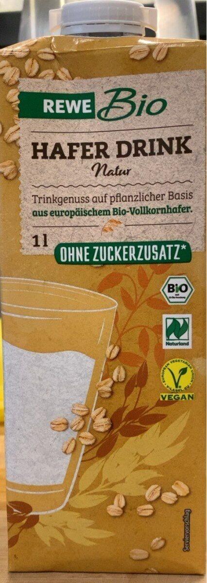 Hafer Drink Natur - Produit - de
