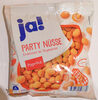ja! Party Nüsse Paprika - Produit