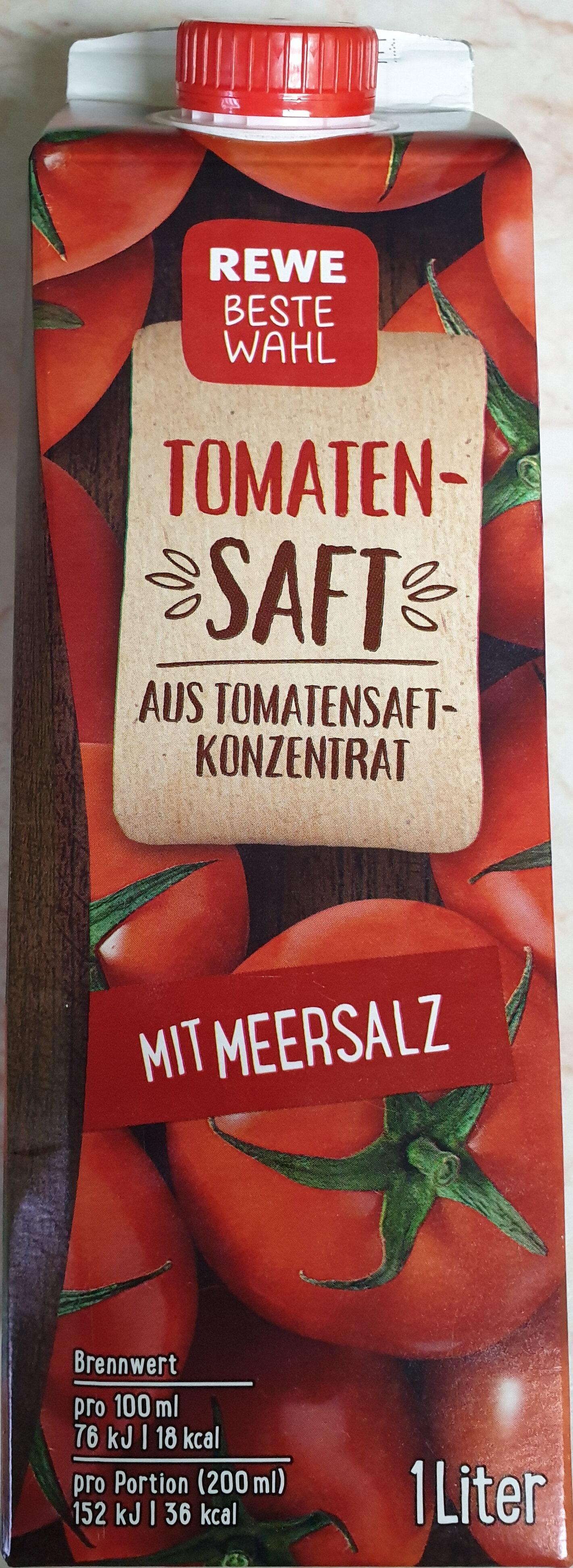 Tomatensaft - Produkt - de