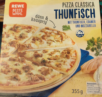 Pizza Classics Thunfisch - Product