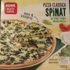 Pizza Classica Spinat - Product