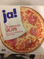 Salamipizza - Product - de