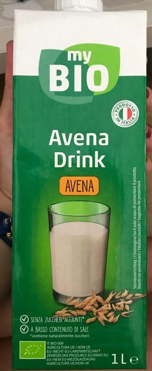 Avena drink - Produit