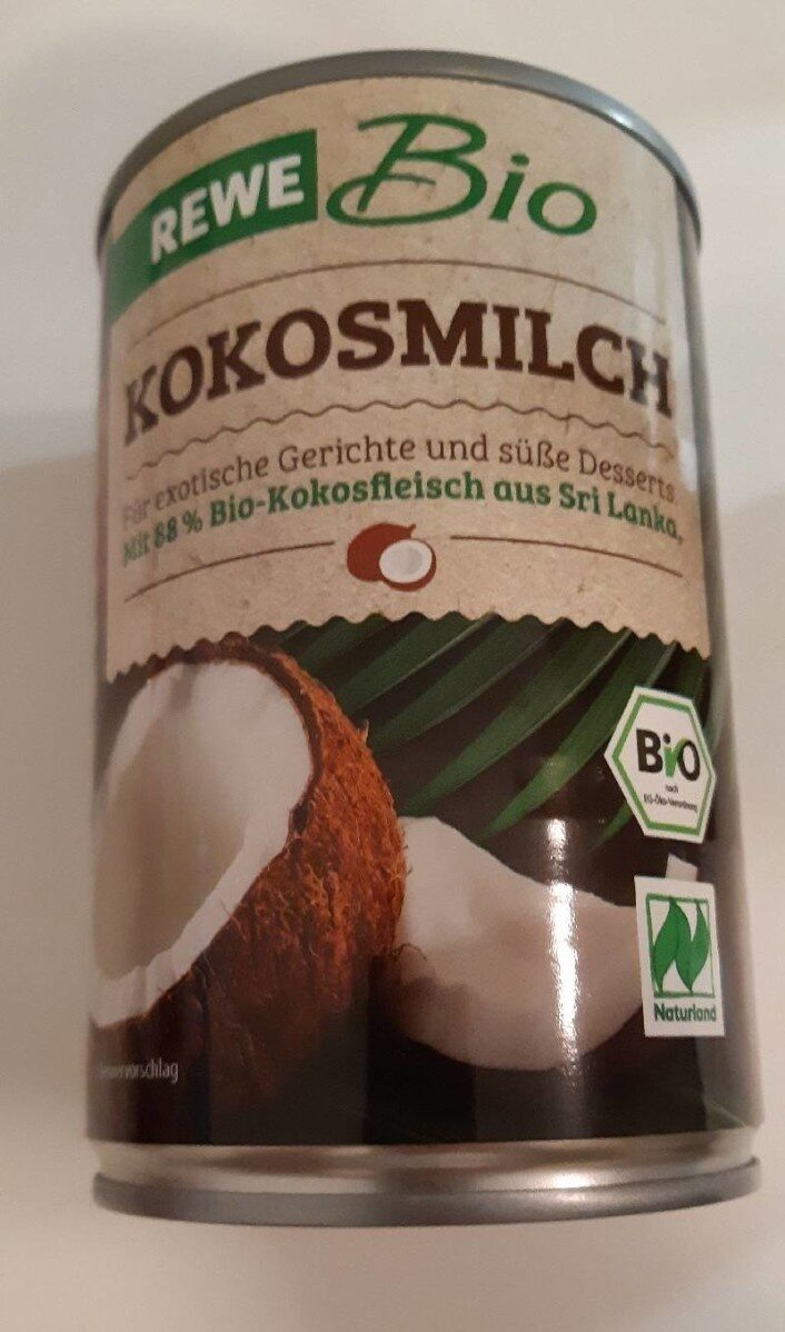 Kokosmilch - Product - en