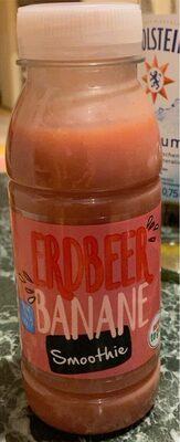 Erdbeer Banane Smoothie - Product - en