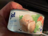 Thunfischfilets in eigenem Saft - Produkt - de