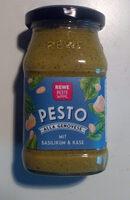 Pesto Alla Genovese mit Basilikum & Käse - Produit - de