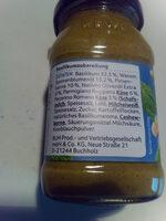 Pesto Alla Genovese mit Basilikum & Käse - Ingrédients - de
