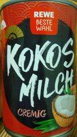Kokos Milch cremig - Product - de