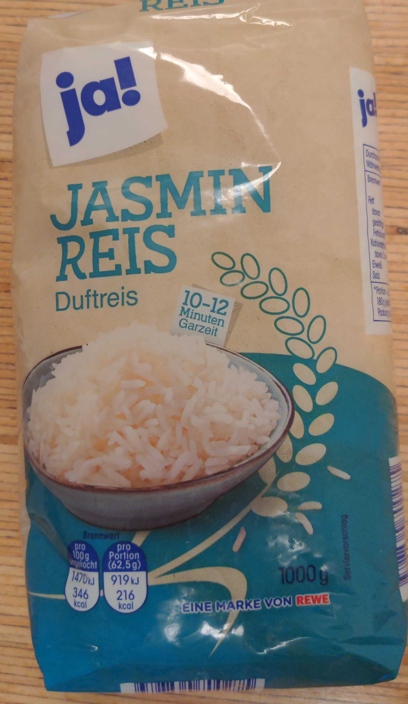 Jasminreis - Product - en