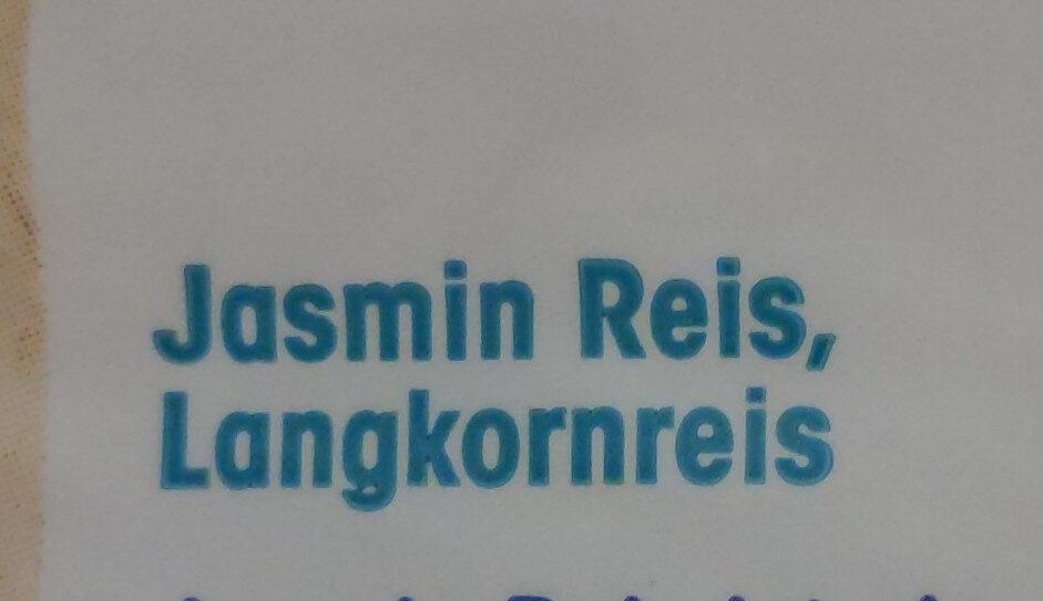 Jasminreis - Inhaltsstoffe - de