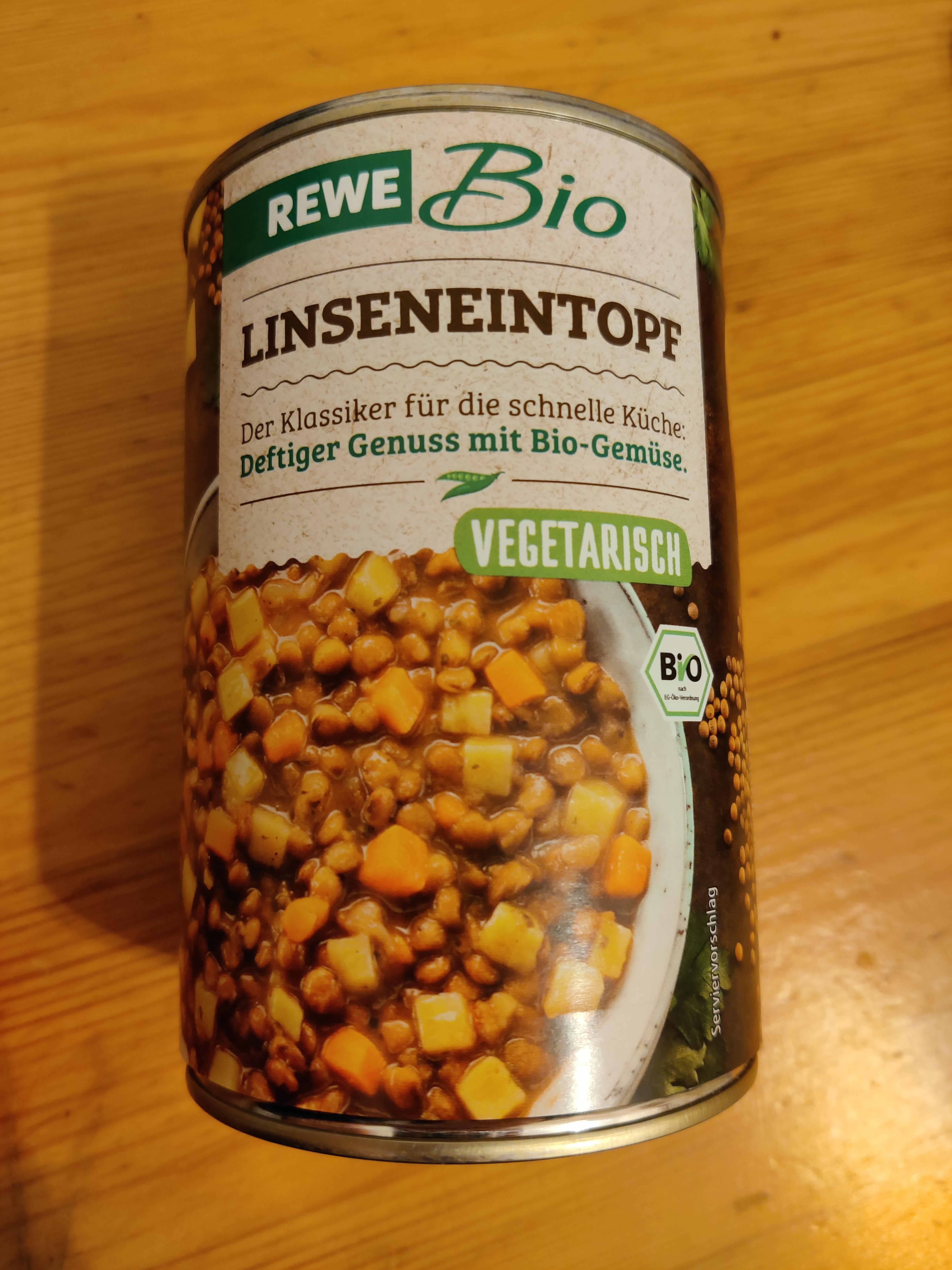 Linseneintopf - Produkt - de