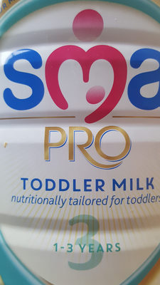SMA pro toddler milk - Product