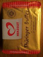 Thüringer Butter - Produkt