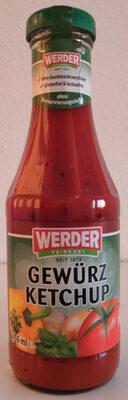 Gewürz Ketchup - Product - de