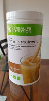 alimneto equilibrado Pomme epicee formula 1 - Prodotto - es
