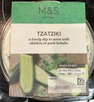 Tzatziki ou Lamb & Chicken Koftas - Product