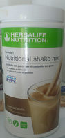 Formula 1 Nutrional mix caffe latte - Prodotto - fr