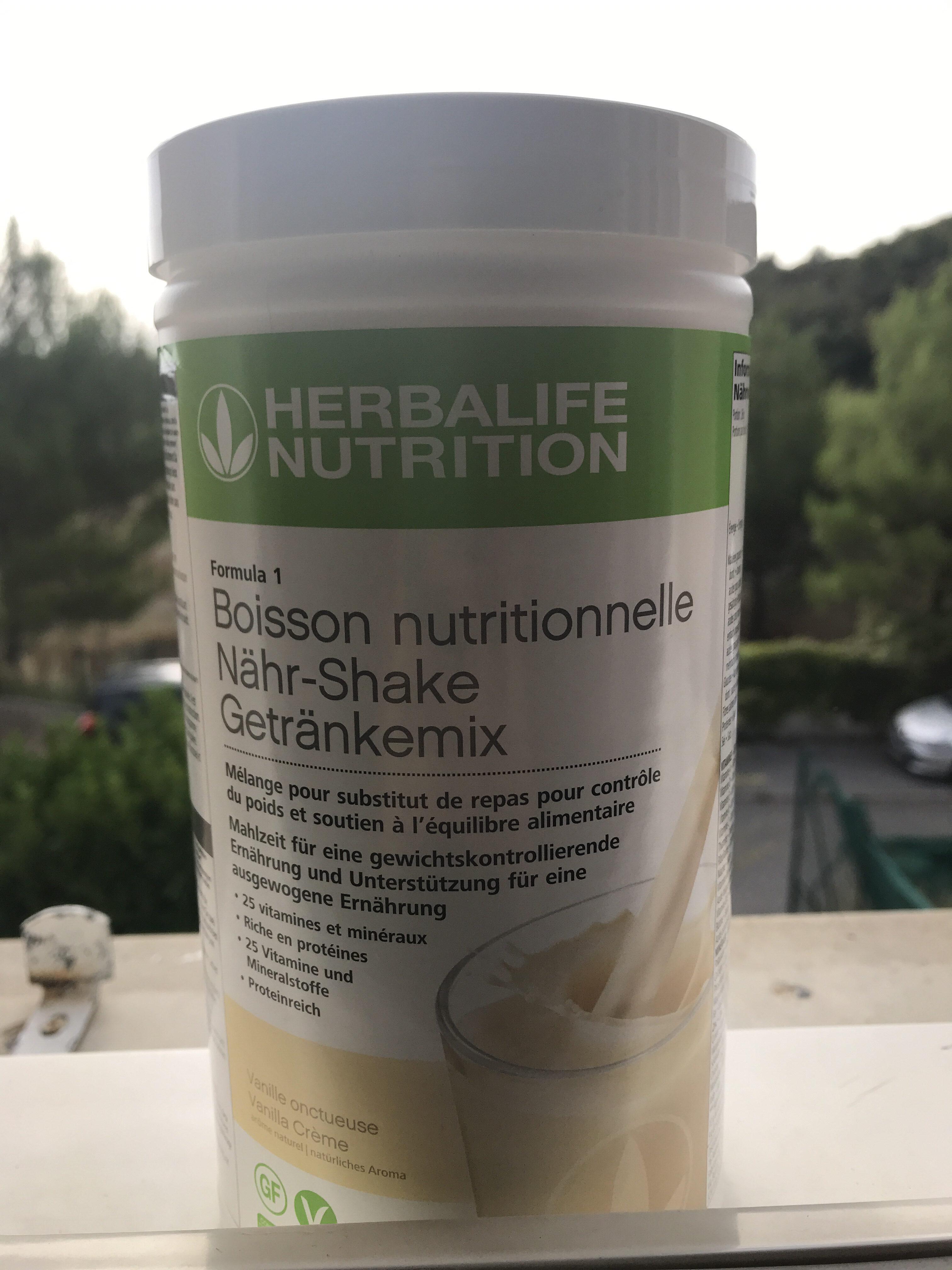 Boisson Nutritionnelle - Produit - fr