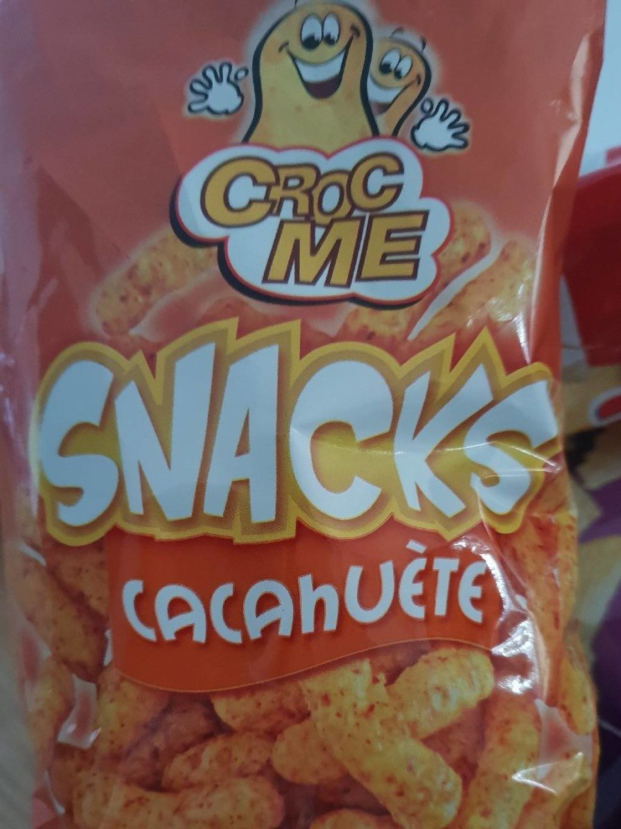 Snacks cacahuète - Product - fr
