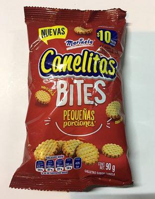 Canelitas Bites Marinela - Produit - es