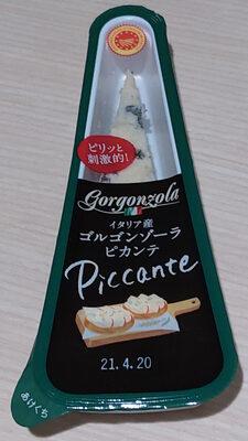 Gorgonzola picante - Produit - en