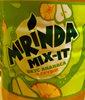 Mirinda Mix-It вкус ананаса + груши - Продукт