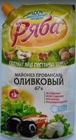 Майонез «Провансаль оливковый» 67 % - Produit - ru
