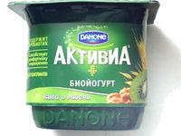 Активиа Биойогурт Киви и мюсли - Product - ru