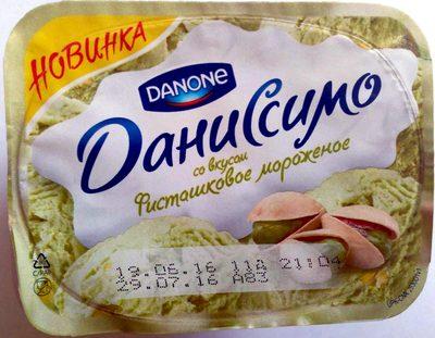 Даниссимо со вкусом Фисташковое мороженое - Product - ru