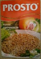 Крупа гречневая - Produkt