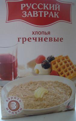 Хлопья гречневые - Product - ru