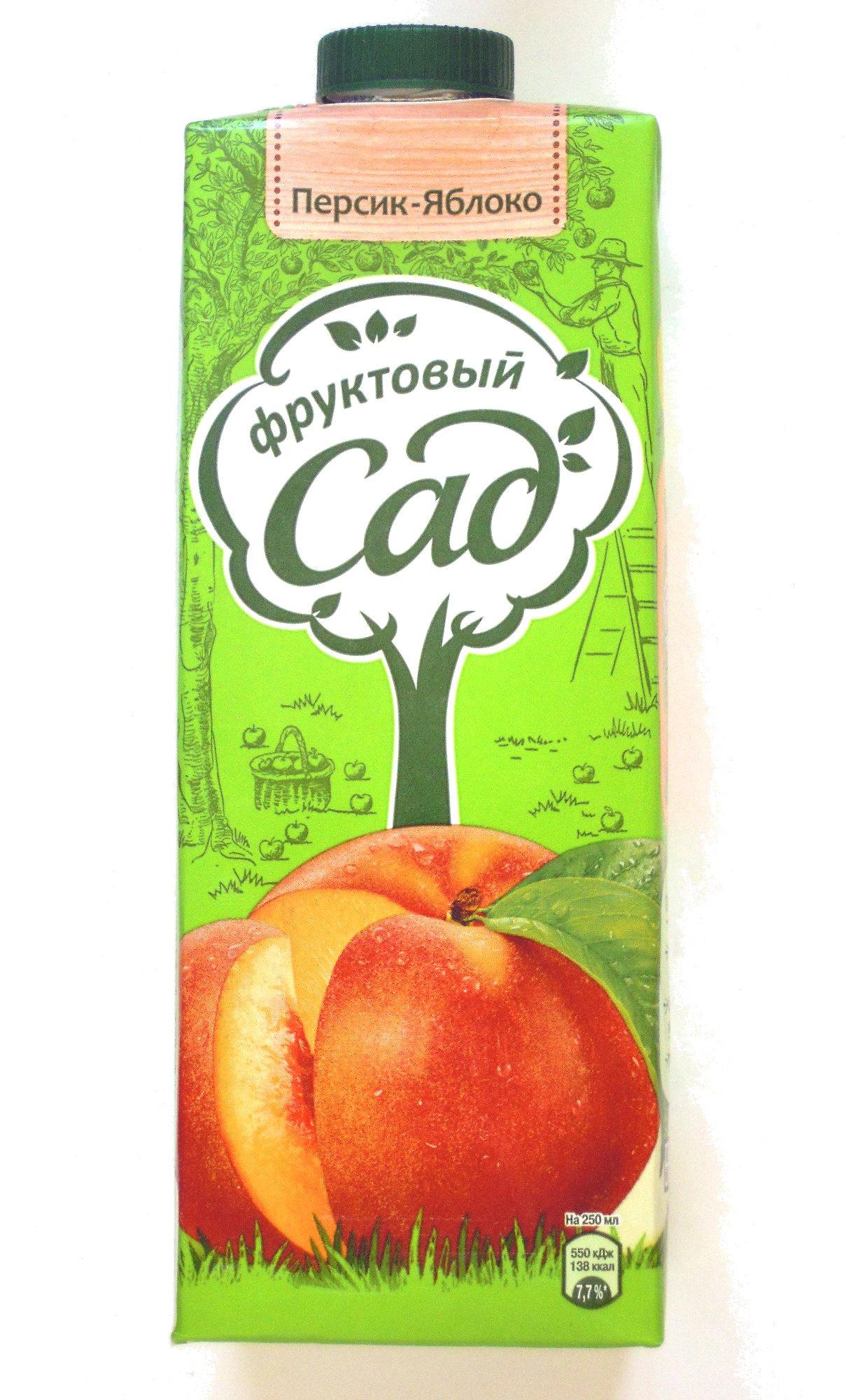 Персик-Яблоко - Product