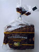 Хлеб бородинский заварной с кориандром - Продукт - ru