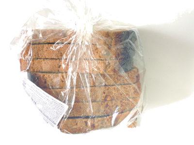 Хлеб дарницкий формовой в упаковке (нарезанная часть изделия) - Product - ru