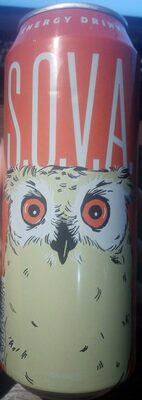 S.O.V.A. Orange - Product