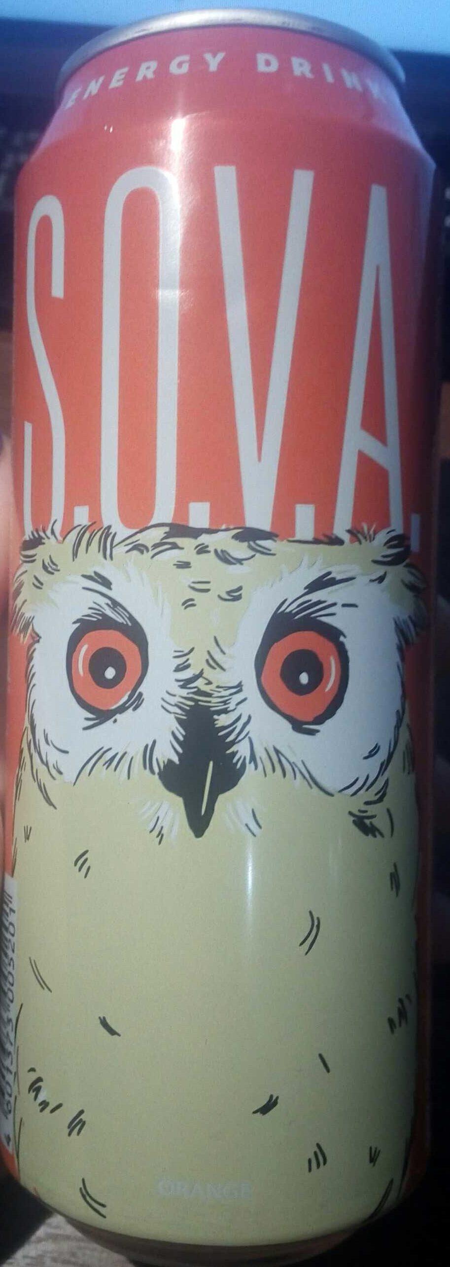 S.O.V.A. Orange - Produit - ru