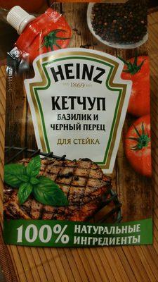 Кетчуп Heinz для стейка - Product