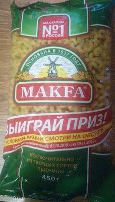 "Макароны ""Макфа"" - Продукт - ru"