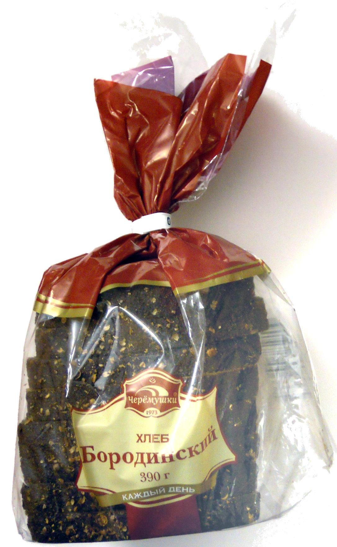 Хлеб Бородинский - Product