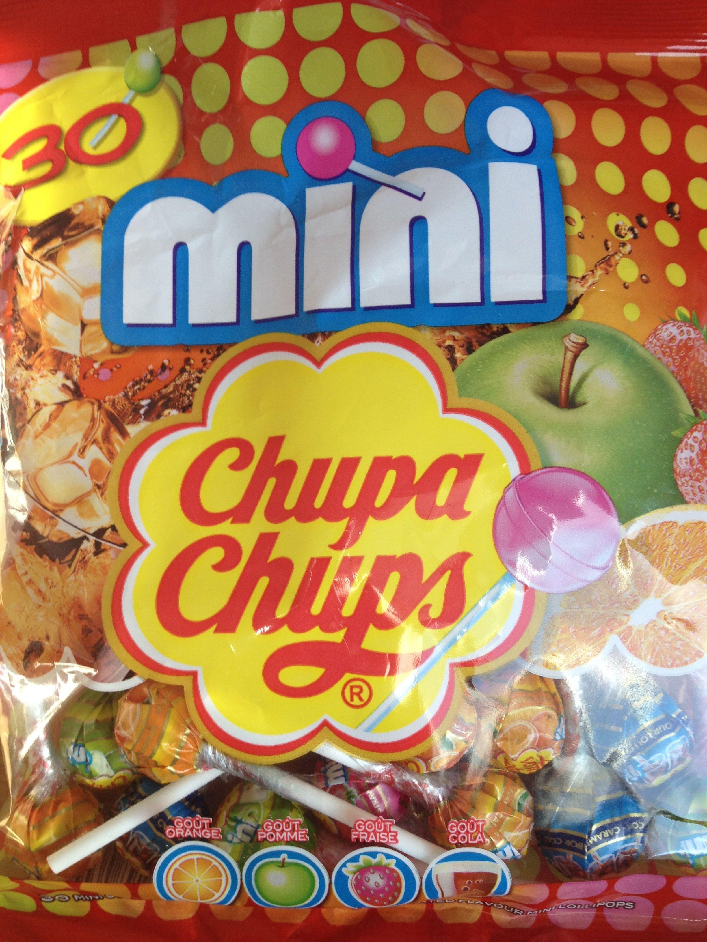 Mini chupa chups - Product