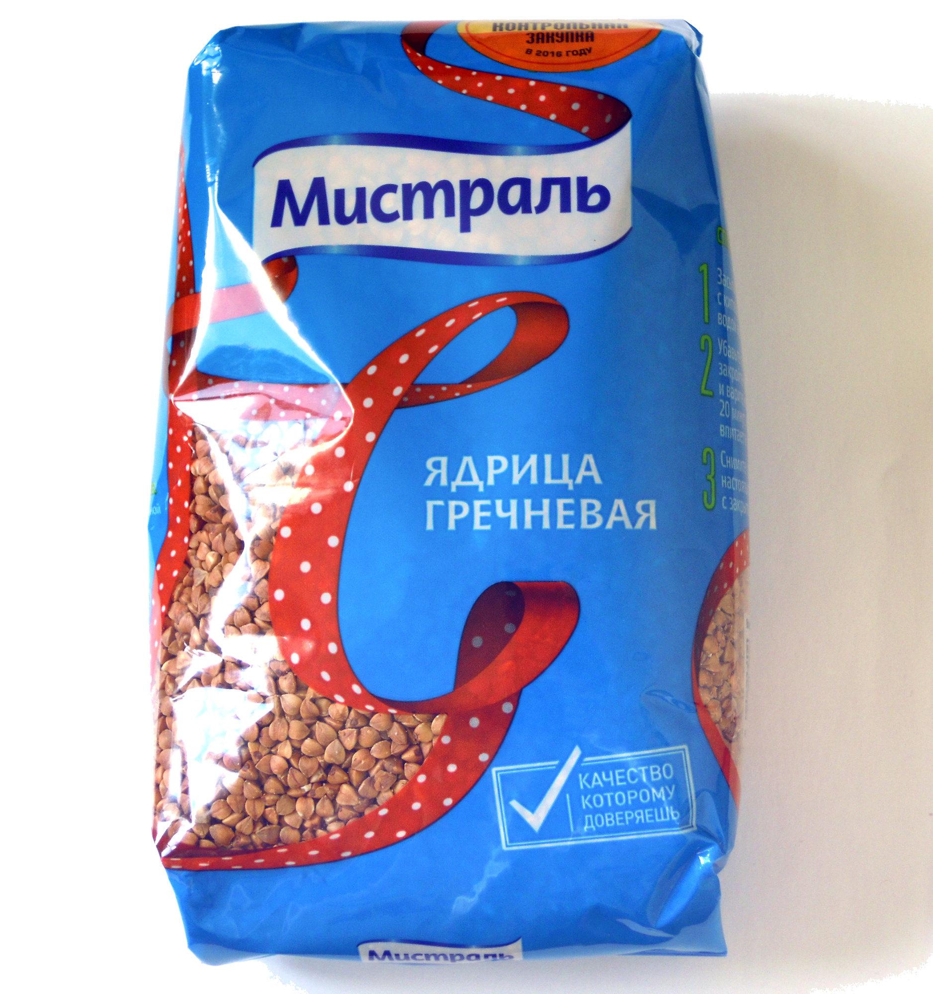 Ядрица гречневая - Produit - ru