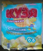 Кукурузные палочки с сахарной пудрой - Product - ru