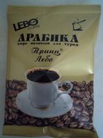 Арабика. Кофе молотый для турки. - Product - ru
