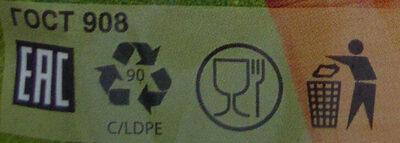 Кислота лимонная пищевая «Бакалея 101» - Инструкции по переработке и / или информация об упаковке - ru