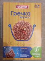 Гречка Ядрица - Produit - ru