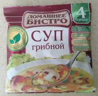 Суп грибной - Produit - ru
