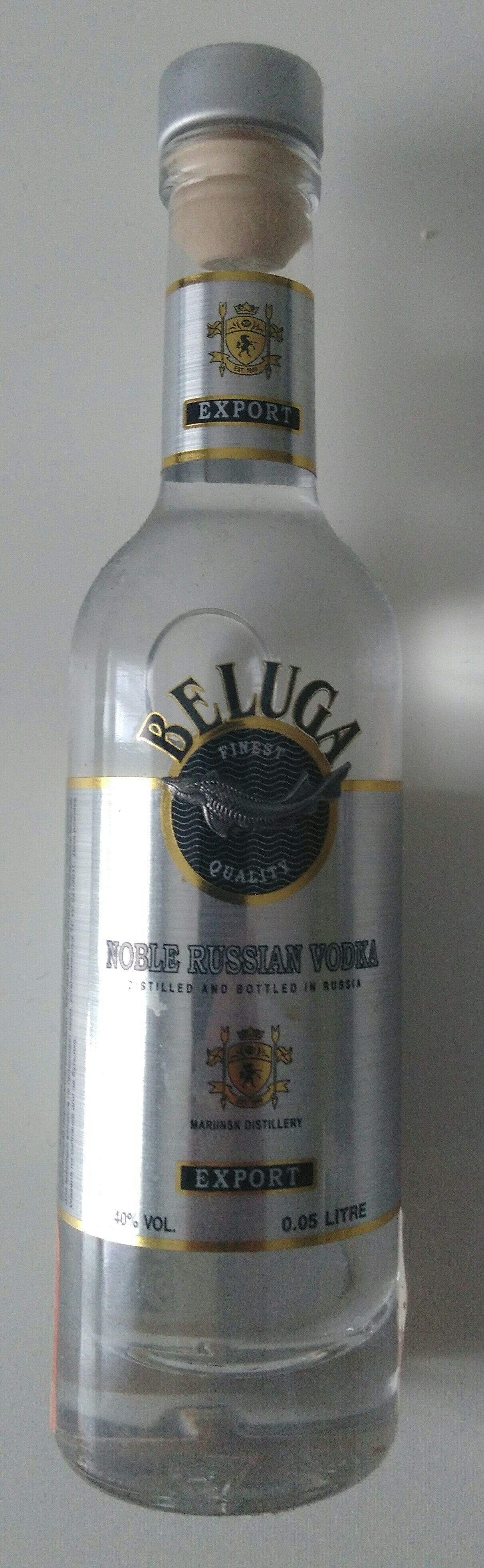 Noble Russian Vodka - Product - fr