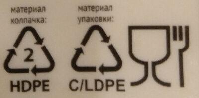"Майонез ""Провансаль"" - Instruction de recyclage et/ou informations d'emballage - ru"