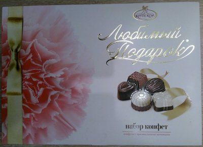 """Набор конфет """"Любимый подарок"""" - Продукт"""
